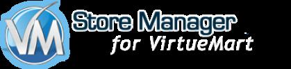 VirtueMart Store Manager