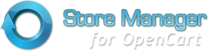 OpenCart Store Manager